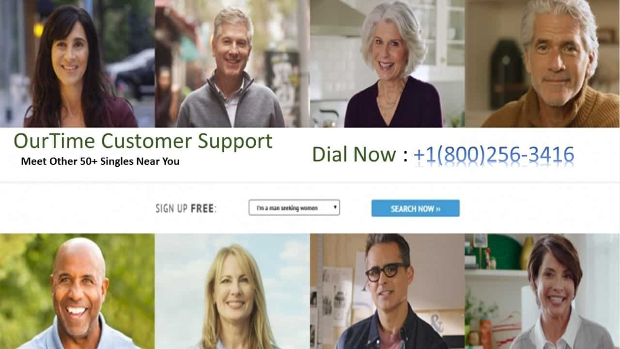 Customer service phone number for ourtime com