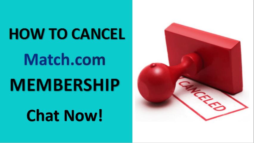 cancel match merbership