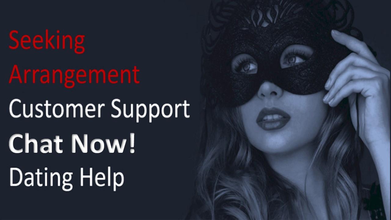 seeking arrangement customer service